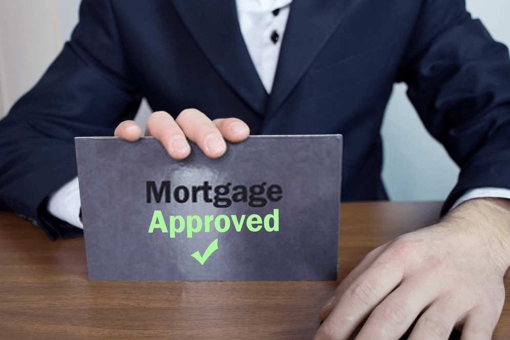 approve a mortgage